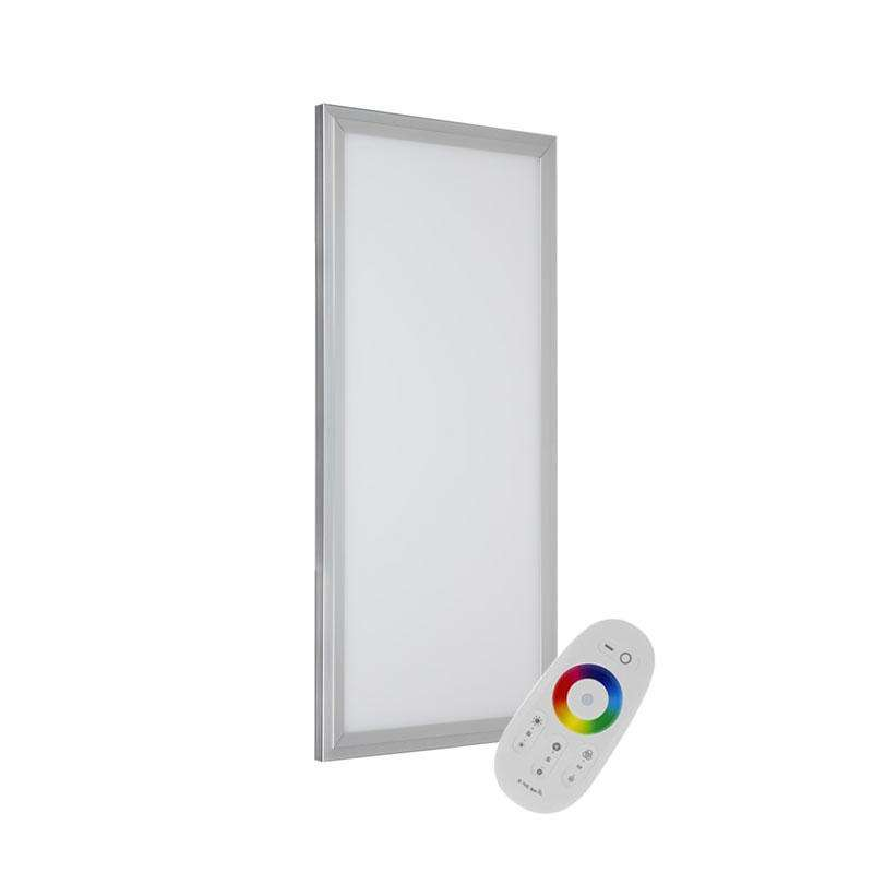 Panel LED 25W, RGB, RF, 30x60cm, RGB